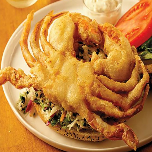 Handy Frozen Tempura Soft Shell Crab (4 pcs per tray)