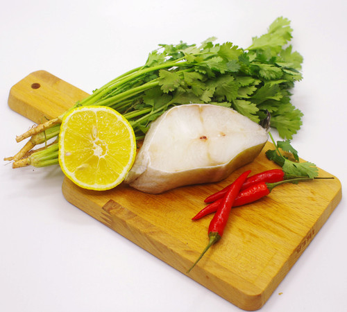 Atlantic Cod fish steak at approximately 170gm per piece. Sold individually. Perfect for a quick meal for yourself and the family.