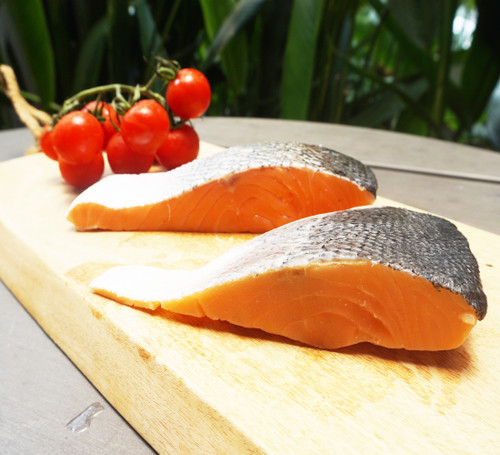 Salmon Portion 150g (Pack of 9) - Frozen