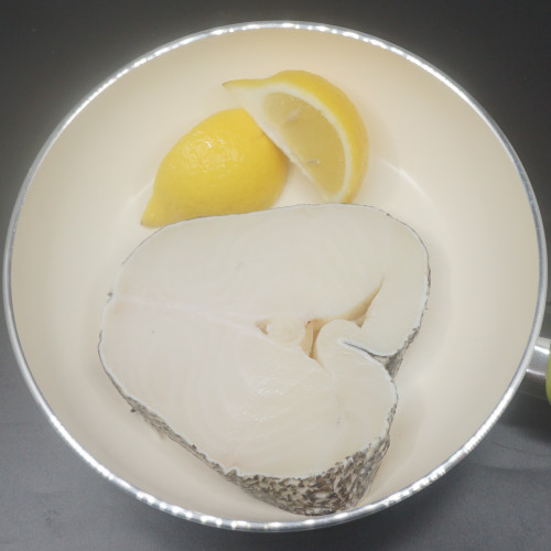 Catch Seafood Round Cod Steak 350g