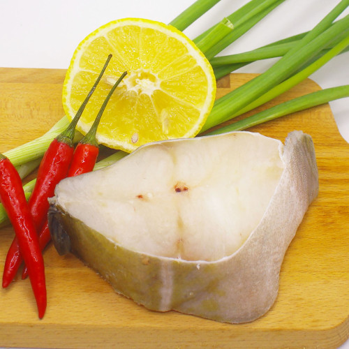 Catch Seafood Atlantic Cod Steak 200g