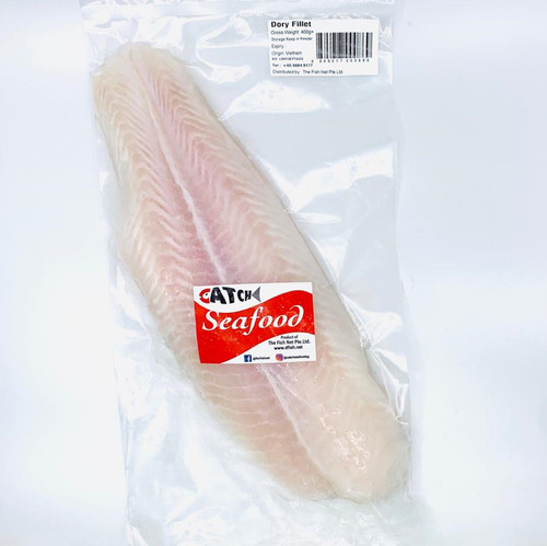 Catch Seafood Dory Fillet Large 400g