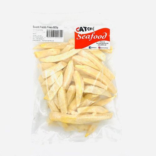 Catch Seafood Sweet  Potato Fries 500g