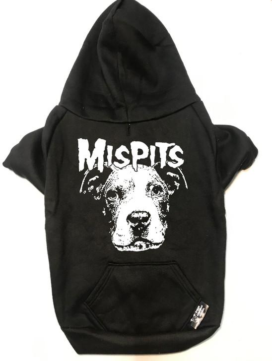 MISPITS Dog Zip-Up Hoody