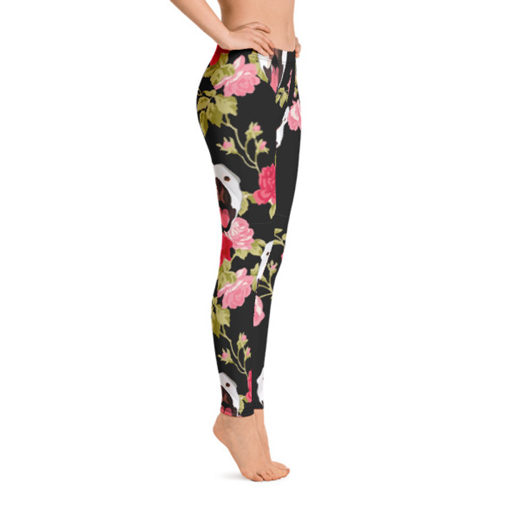 FLOWERS & PITTIES Leggings