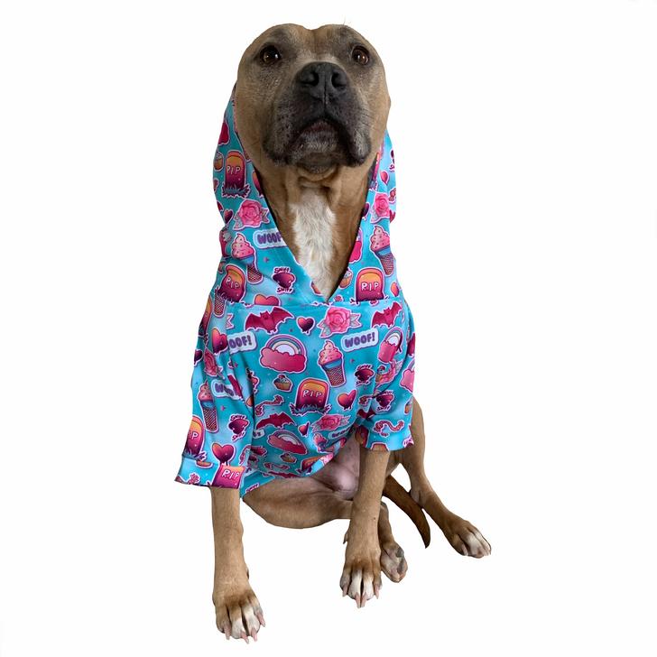HOWLOWEEN Dog Hoody