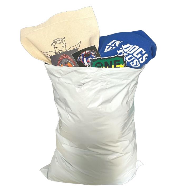big bag of stuff