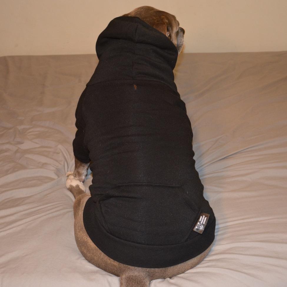 Dog Zip-Up Hoodies