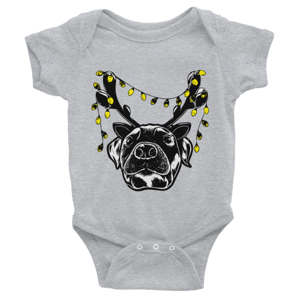REINDOG Infant Bodysuit