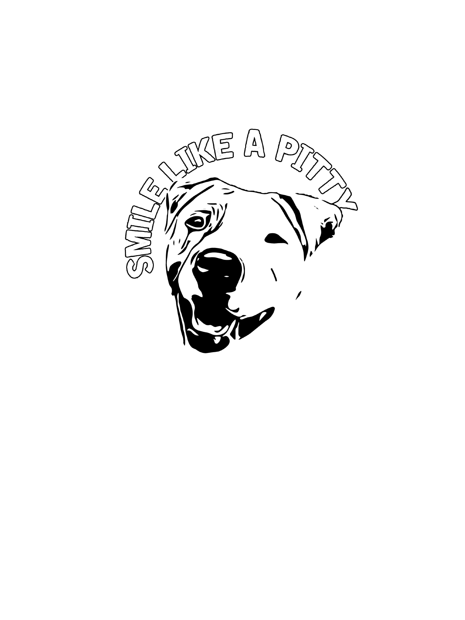 SMILE LIKE A PITTY