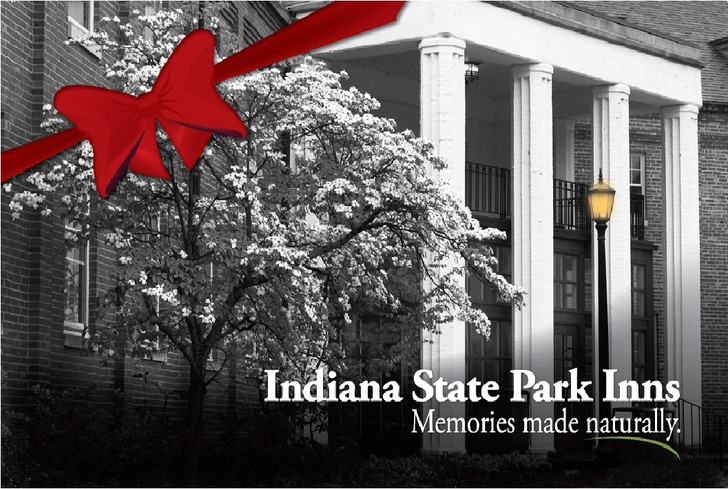 $50 IN State Park Inn Gift Card