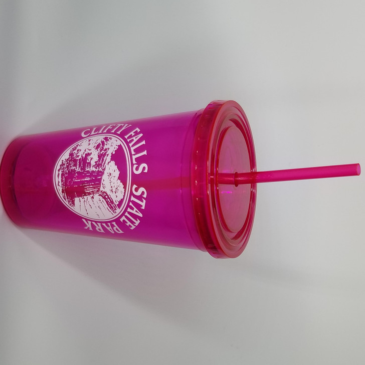 Clifty Falls State Park Tumbler - Pink*