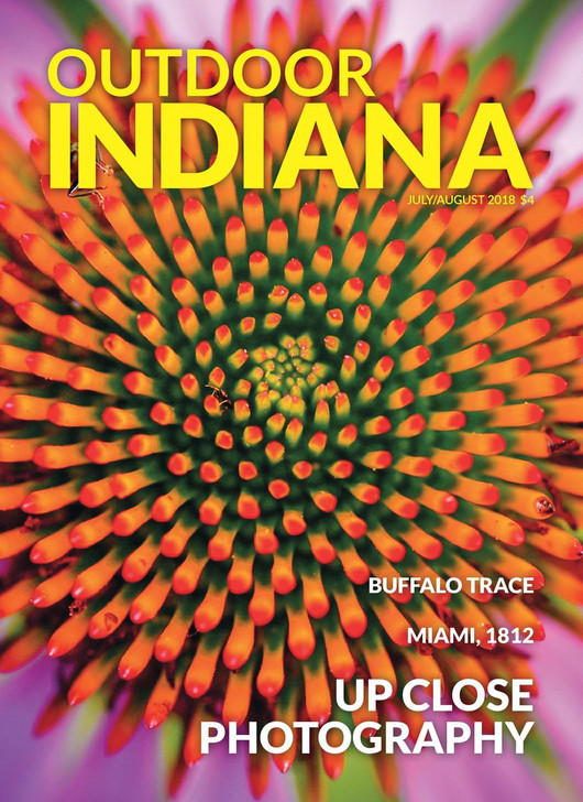 Outdoor Indiana Magazine - 2 year (new or renewal)