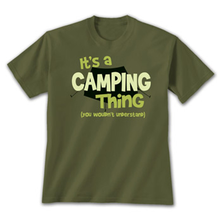 It's a Camping Thing*