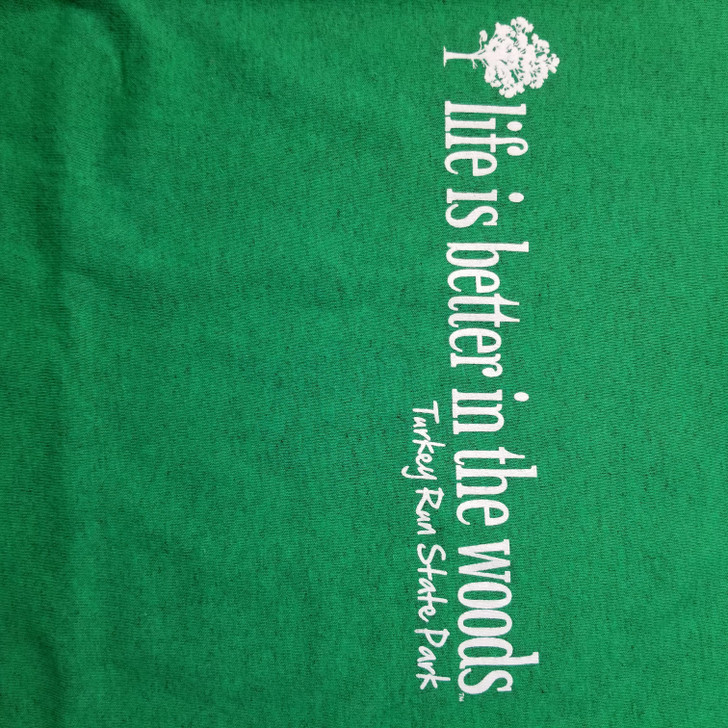 Turkey Run Life is Better T-Shirt*