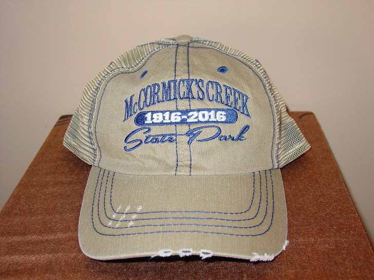 New McCormick's Creek State Park Hat*