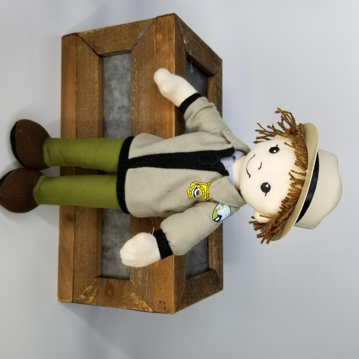 Male Park Ranger Doll*