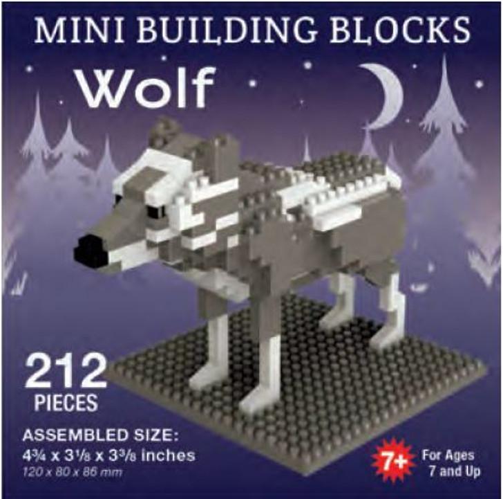 Mini-Building Blocks - Wolf*