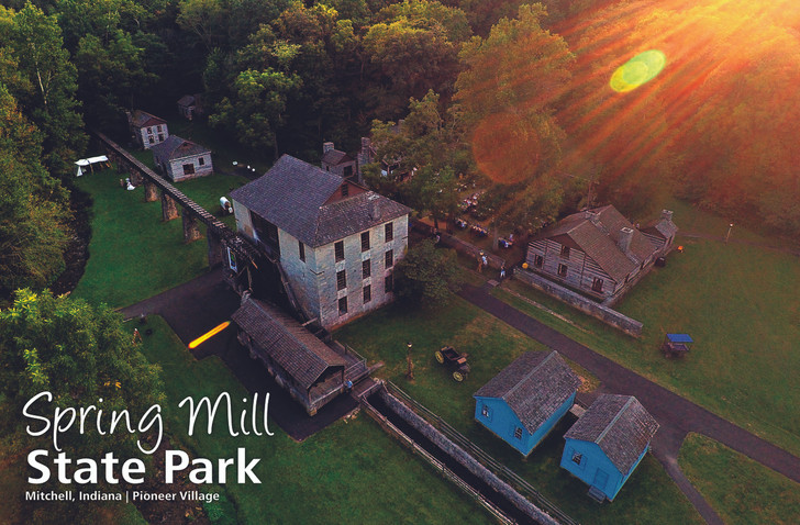 Spring Mill State Park Puzzle