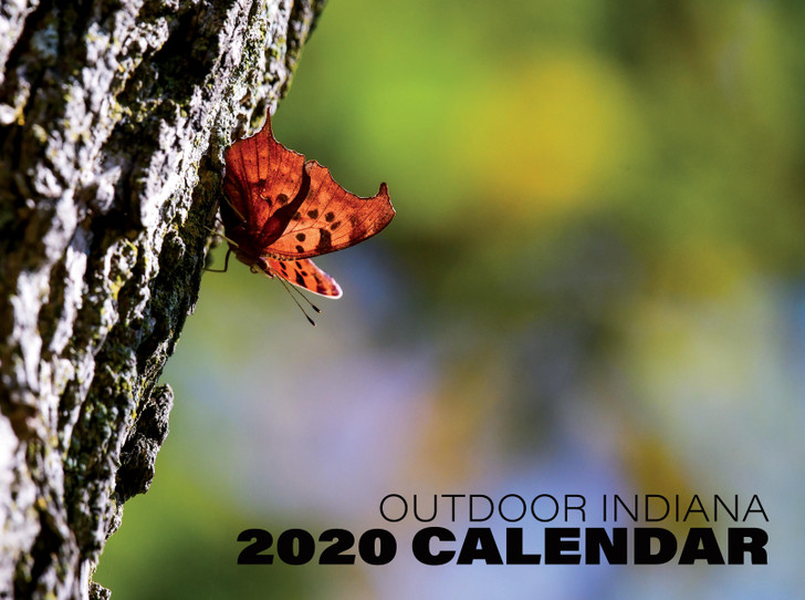 2020 Outdoor Indiana Calendar