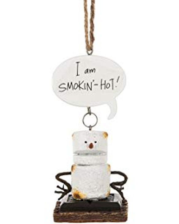 S'mores I'm Smoking Hot Ornament*