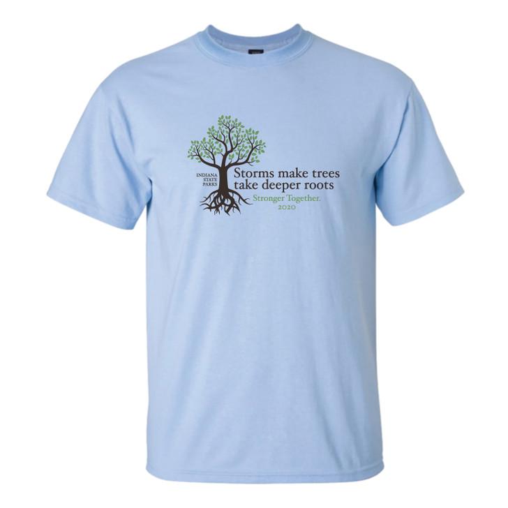 We are Stronger T Shirt (Lt. Blue)*