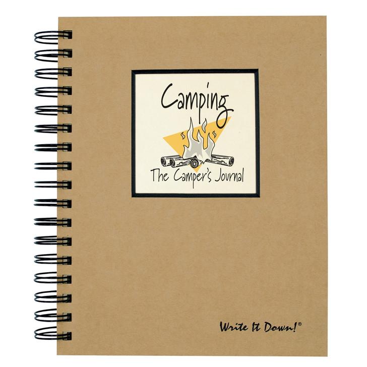 Camping Journal (kraft)*