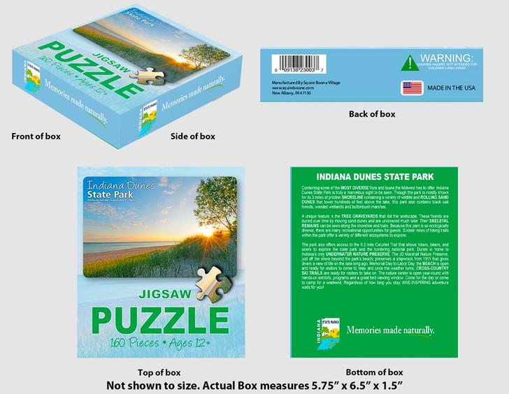 Dunes State Park Puzzle