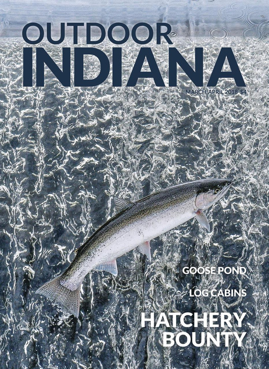Outdoor Indiana Magazine - 1 year (new or renewal)