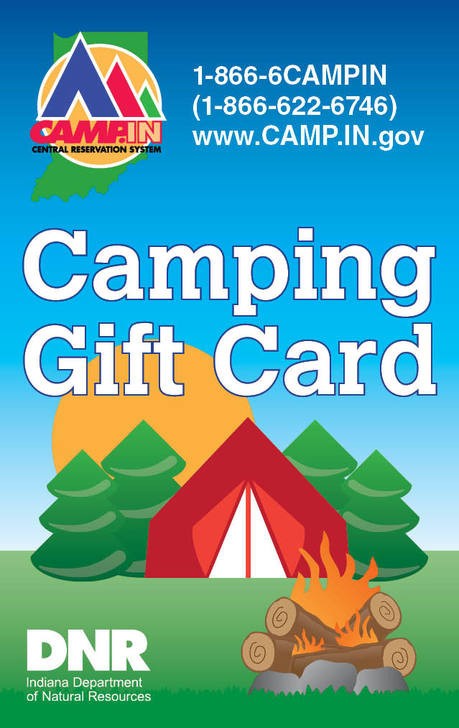Your Go! pack includes a $40 CAMP gift card.