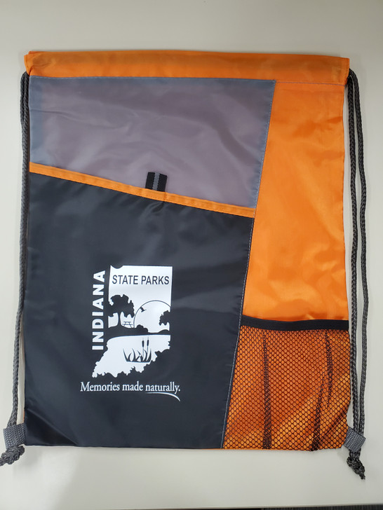 Your Go! pack includes a handy backpack to use when hiking our properties. Styles and colors may vary.