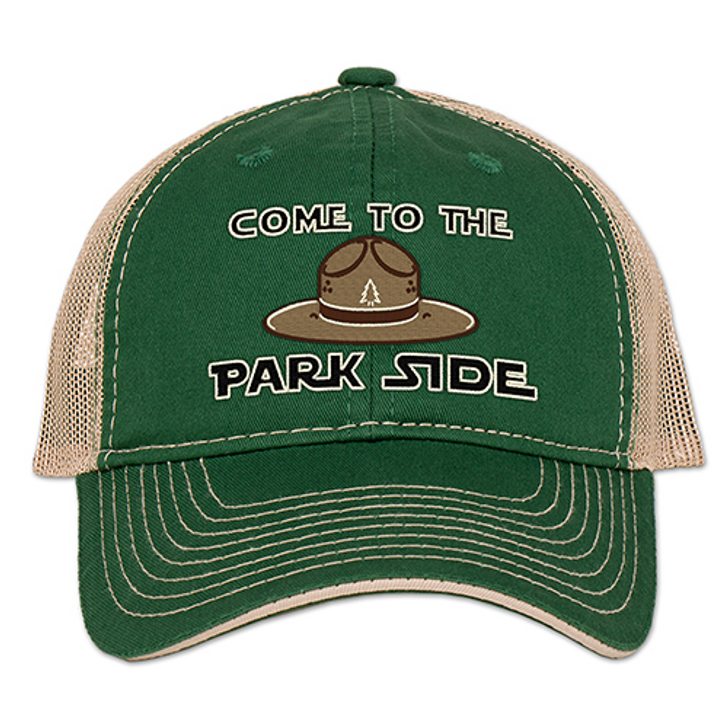 Come to the Park Side trucker hat*