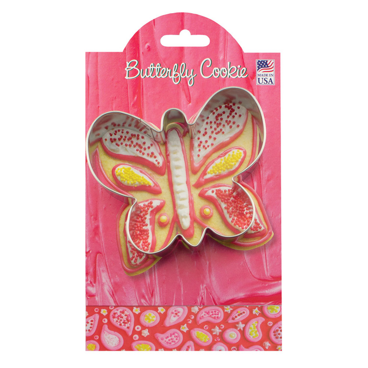 Butterfly Cookie Cutter*