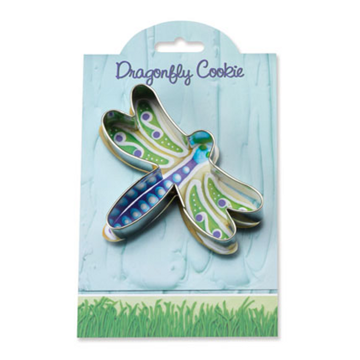 Dragonfly Cookie Cutter*