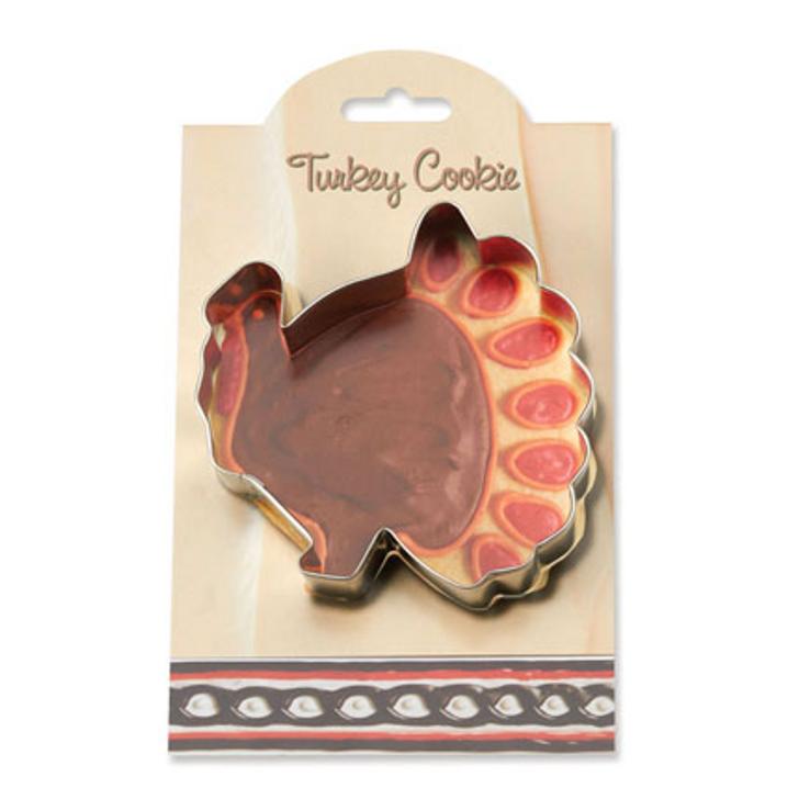 Turkey Cookie Cutter*