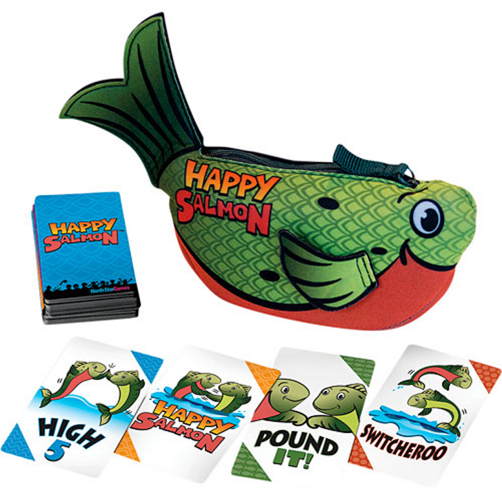 Happy Salmon Card Game*