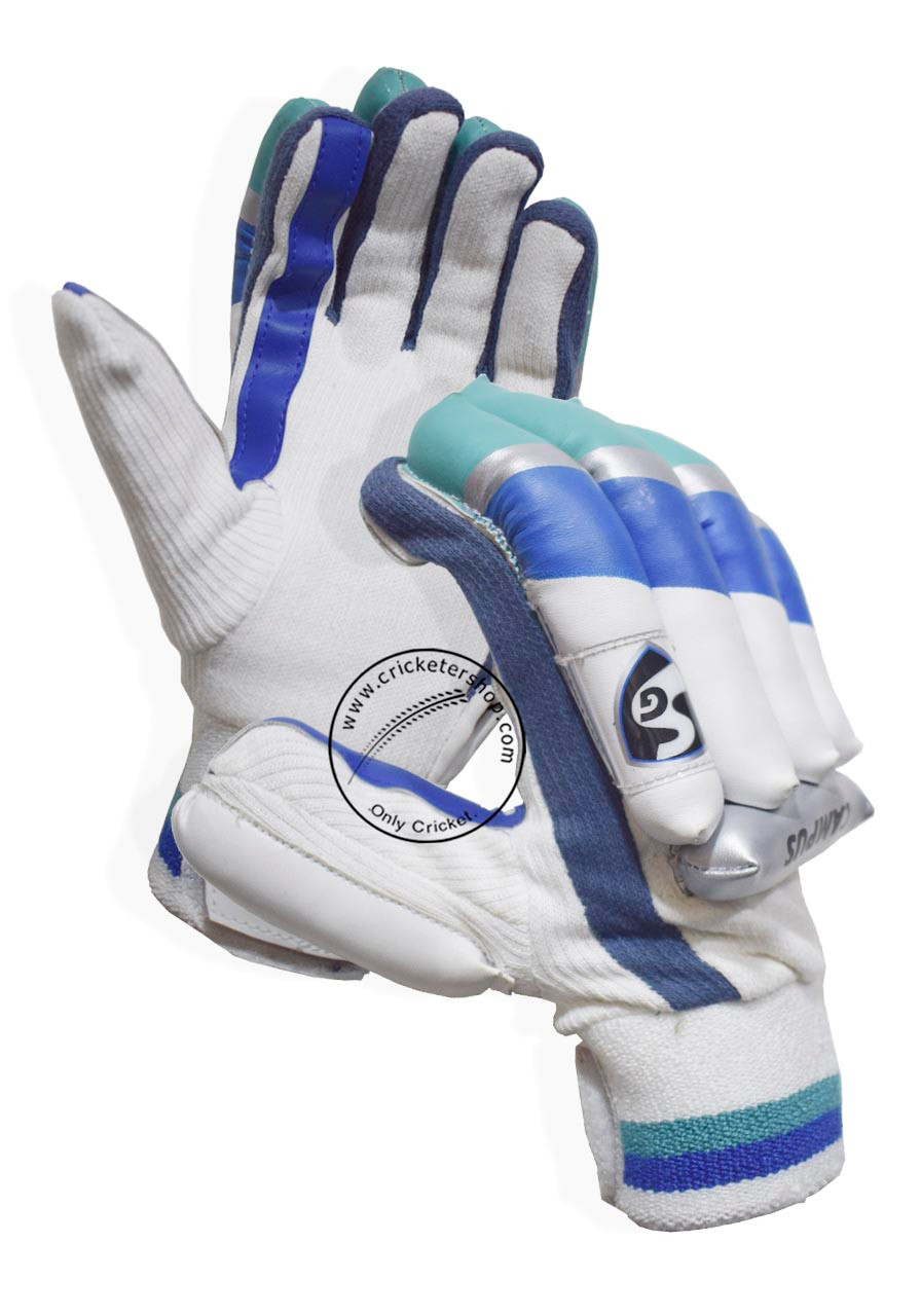 buy good wide varieties authentic quality SG Campus Cricket Batting Gloves Boys Size