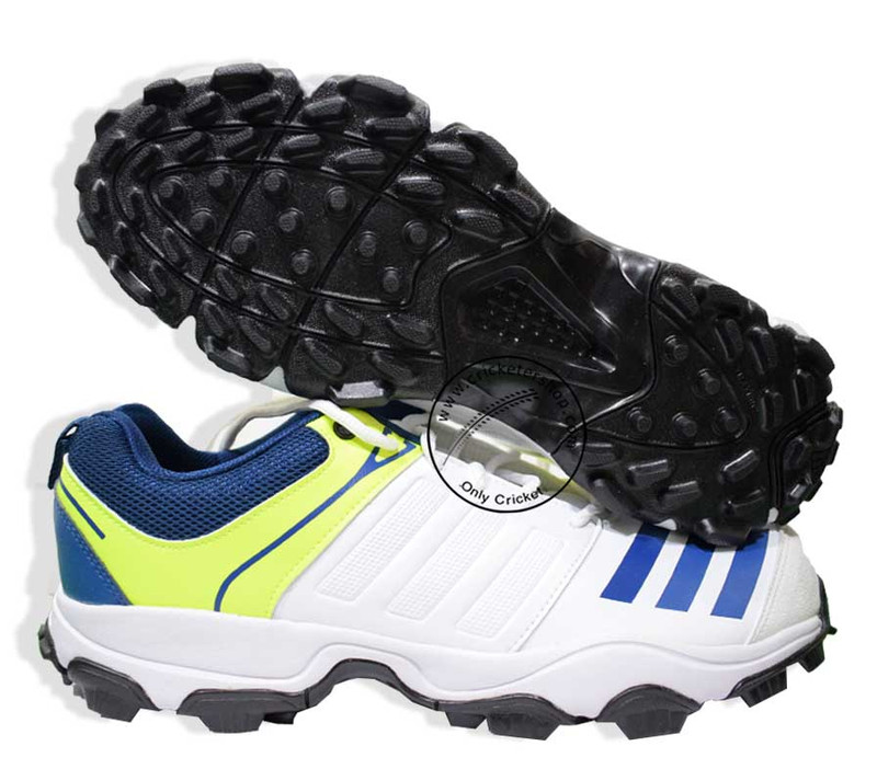 Adidas 22 Yards Trainer Cricket Shoes Lime