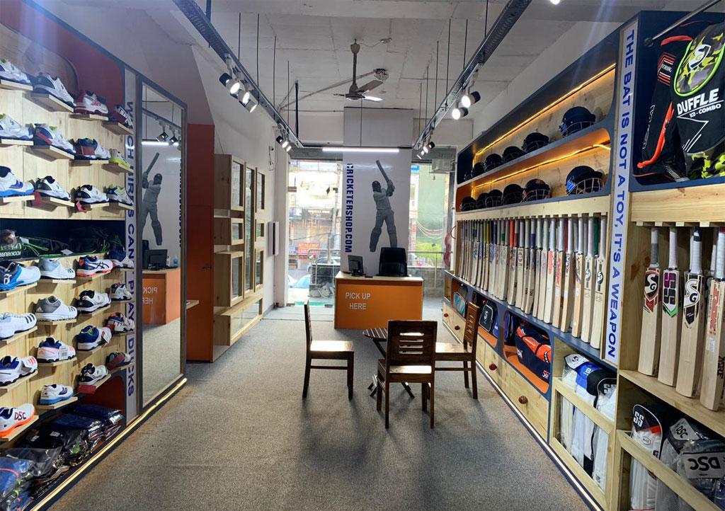 Zirakpur Cricketershop Store