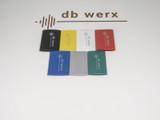 db werx  1/0 Heat Shrink Pk/90