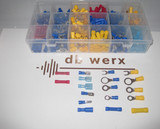 db werx 360 piece terminal connectors