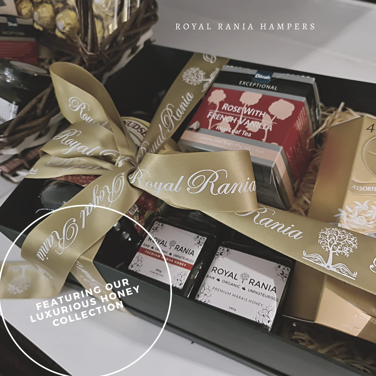 Royal Rania Loved Ones Hamper