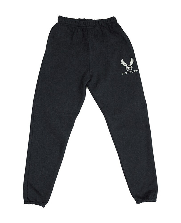 FC ORIGINAL BLACK SWEATPANTS