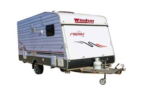Wilma - 4 Person Windsor Rapid Caravan