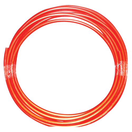 John Guest 12MM x 10M Coil of Tubing RED