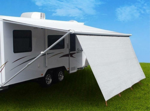 Coast V2 Front Sunscreen to Suit 15ft Rollout Awning
