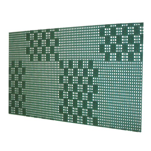 Coast Multi Purpose Floor Matting - Green - 3 x 2.5m