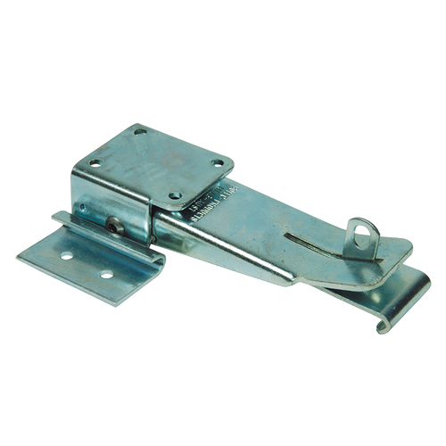 Roof Clamp for Pop-tops Silver Locking (2 Parts)