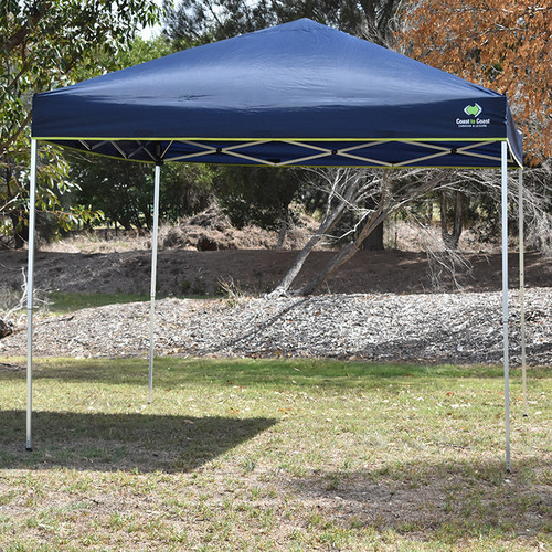 Coast Outdoor 3m x 3m Gazebo with Walls
