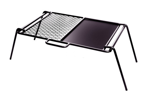 Wildtrak Flat Plate & Grill Large Camp Cooker